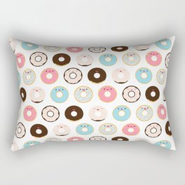 Super Sweet Donuts Rectangular Pillow