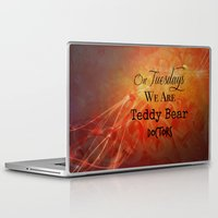 supernatural Laptop & iPad Skins featuring Supernatural  by Artist Gaya