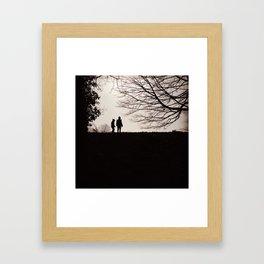 The Darkling Children Framed Art Print