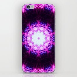 Love's Electricity iPhone Skin