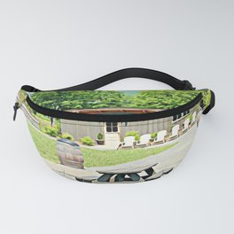 Little Shanty In The Hills Fanny Pack
