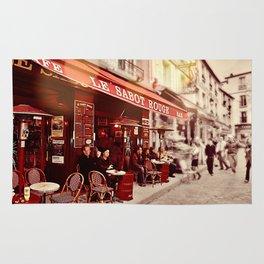 Coffehouse, Sidewalk Cafe Rug