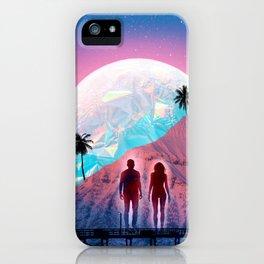 HOLO MOON iPhone Case