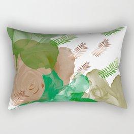 Citrus Petals Rectangular Pillow