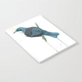 The Parson Bird aka Tui Notebook