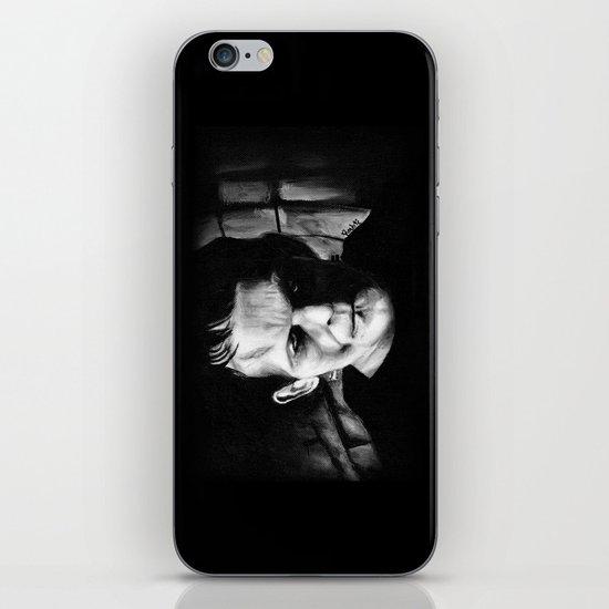 THE MONSTER of FRANKENSTEIN - Boris Karloff iPhone & iPod Skin
