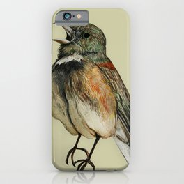 the noisy one iPhone Case