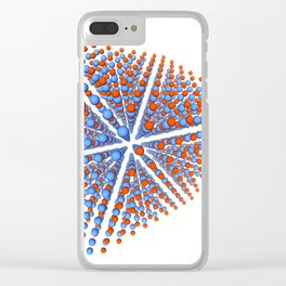 Crystal Cube Clear iPhone Case