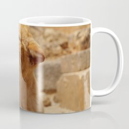 Strong Independent cat - I'm beautiful in my own way. Coffee Mug