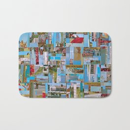 Old Cape Cod Bath Mat
