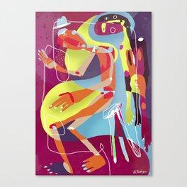 Esperar Canvas Print