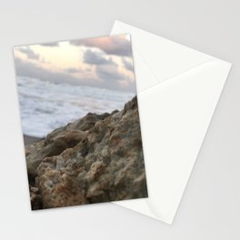 Beach Rock Stationery Cards