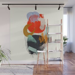 studio 2 abstract pop Wall Mural