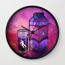 Got Milky way? Wall Clock