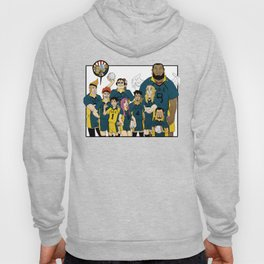 11 Supernova : VOLLEY Hoody
