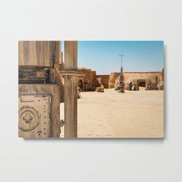 Tataouine Tunisia Metal Print