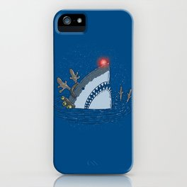Rudolph Shark iPhone Case