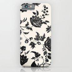 Floral Slim Case iPhone 6