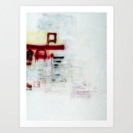 square. Art Print