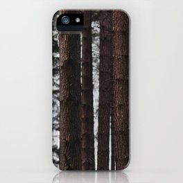 Through the Trees - Nature Photography iPhone Case