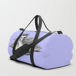 Poisonous Dragon-Lavender Palette Duffle Bag