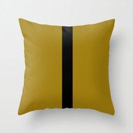 Baltimore Gold Throw Pillow