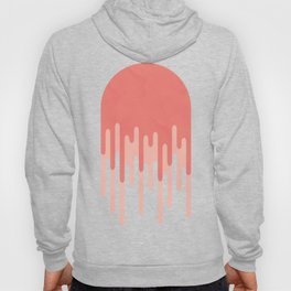 Salmon melt Hoody