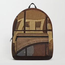 Reflections of Yesteryear Backpack