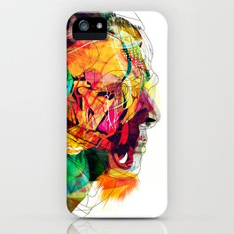 Perfil260913 iPhone Case