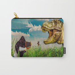 Wildlife Photographer Photo Bomb Carry-All Pouch