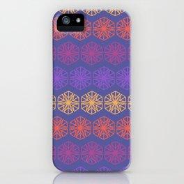 Vintage Kaleidoscope iPhone Case