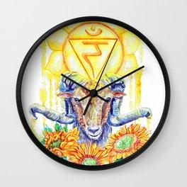 Manipura new Wall Clock