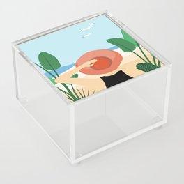 Beach Jungle Safari Acrylic Box