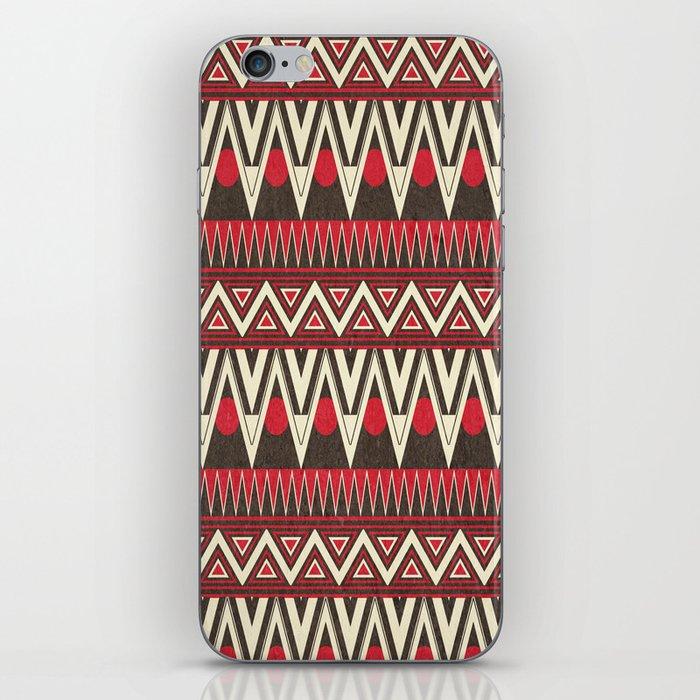 Tribal New World  iPhone Skin