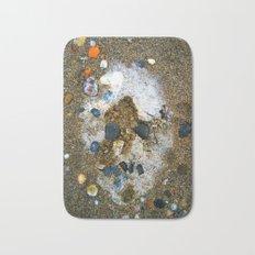 calavera Bath Mat