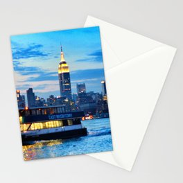 East River Empire Stationery Cards