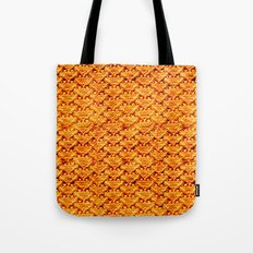 Digital knitting pattern Tote Bag