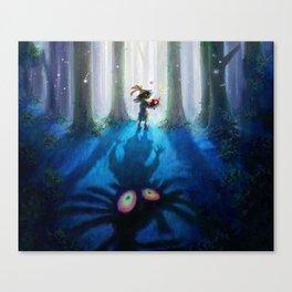 Forest Majora Canvas Print