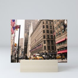ArtWork New York City Photo Art Mini Art Print