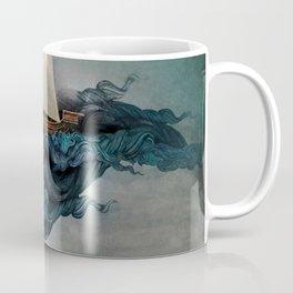 Message from the Sea Coffee Mug
