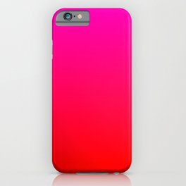 Love Ombre iPhone Case