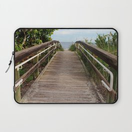 Tranquility's Treadmill Laptop Sleeve