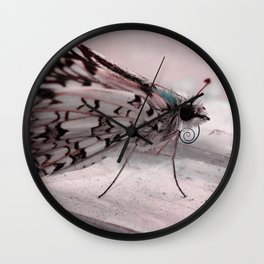 Chill Butterfly Wall Clock