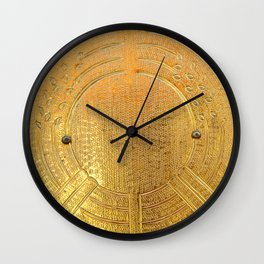 Land of the rising sun Wall Clock