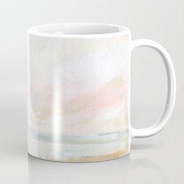 Golden Hour - Pastel Seascape Coffee Mug