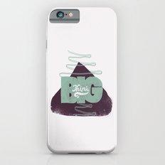Think Big Slim Case iPhone 6s