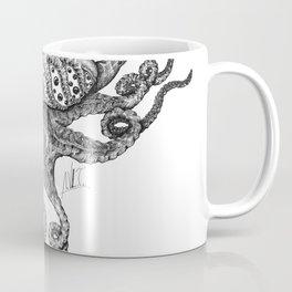Octopus out Coffee Mug