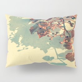 Grapes of Autumn Pillow Sham