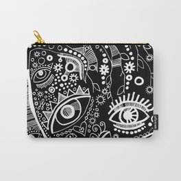 """The Watching Willow"" Carry-All Pouch"