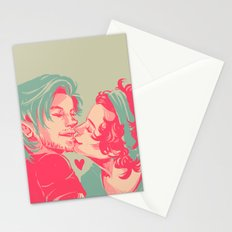 Too Sweet I Might Get Cavities Stationery Cards